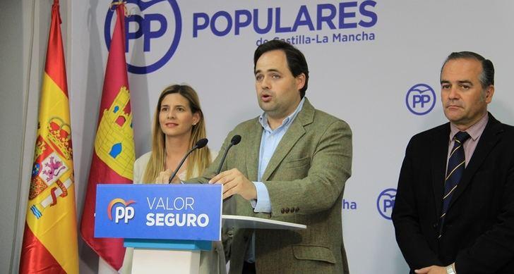 Paco Núñez y Serrano (PP) acusan de mentir a Ciudadanos, sorprendidos del acuerdo el PSOE