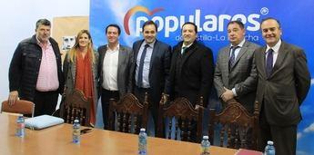 Paco Núñez reafirma que su proyecto político para Castilla-La Mancha se apoya en el municipalismo