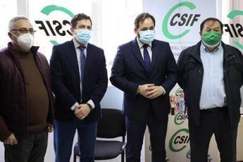 Núñez ruega a Page que escuche a sanitarios para conocer la realidad de hospitales C-LM que muestran los sindicatos