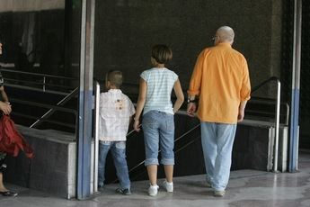Los padres acusados de maltrato no podrán visitar a sus hijos a partir de hoy