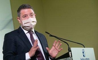 Castilla-La Mancha tiene ya más vacunados que casos y Page anuncia que la semana que viene se pondrán 100.000 dosis