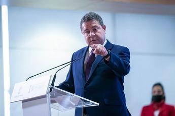 Page, partidario de llegar a acuerdos con Murcia y Valencia para que la transición se haga de manera 'acolchada'