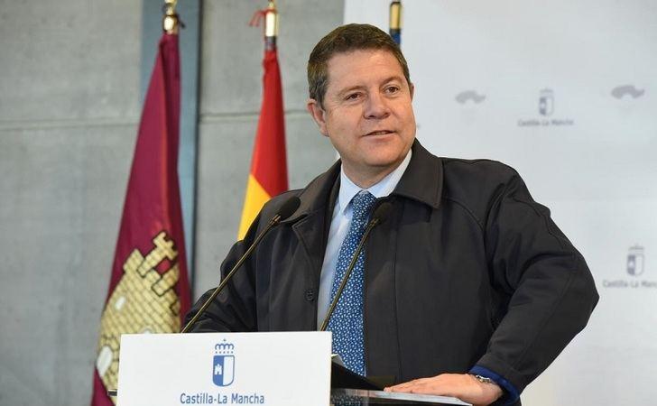Page anuncia una denuncia ante la Unión Europea contra los planes hidrográficos y el trasvase Tajo-Segura
