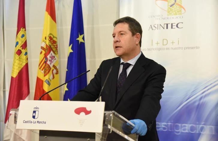 Page anuncia plan de 14 millones para cubrir necesidades de 3.000 personas en Castilla-La Mancha