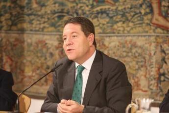 Imagen de archivo del presidente de Castilla-La Mancha