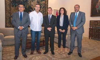 La Junta perfila con los agentes sociales la estrategia de las políticas de empleo en Castilla-La Mancha
