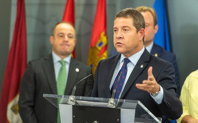 Page anuncia en Albacete que el próximo Plan de Empleo llegará a 8.000 parados y se tramitará la próxima semana