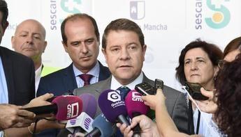 Gobierno paraliza almacén nuclear para 'analizar' su situación, lo que alegra a la Junta y disgusta al PP de Castilla-La Mancha