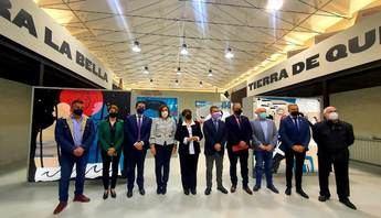 Munera estrena el Centro Expositivo de Recepción al visitante, impulsado por la Junta y la Diputación de Albacete