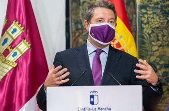 Page defiende el estado de alarma y el PSOE hace de oposición al PP de Castilla-La Mancha