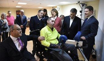 La Junta reafirma su compromiso con la futura residencia de mayores y dependientes en Albacete