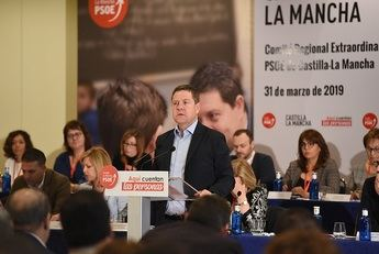 El PSOE califica las candidaturas socialistas a las Cortes como paritarias y con arraigo
