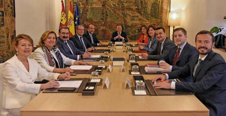 """Page y el Gobierno de Castilla-La Mancha iniciará """"de forma inminente"""" la elaboración del Presupuesto 2020"""