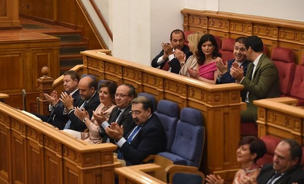 El pleno de la investidura de Page como presidente de Castilla-La Mancha será los días 2 y 3 de julio