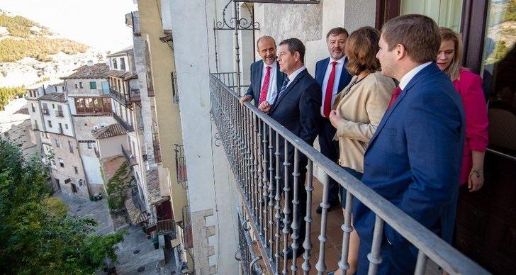 La Junta de Castilla-La Mancha aportará cinco millones de euros para la construcción de los nuevos accesos al casco antiguo de Cuenca