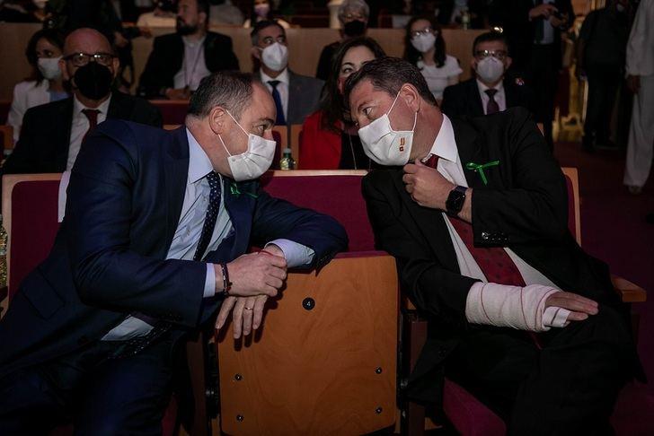 Page recibirá a Sáez por primera vez como alcalde de Albacete el próximo lunes y ofrecerá novedades al futuro hospital