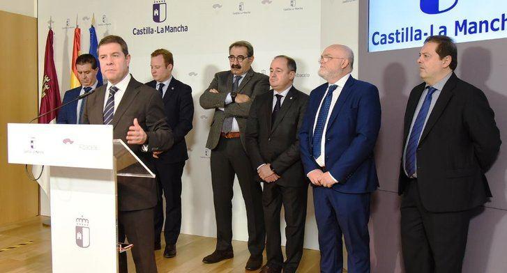 La Junta autoriza una inversión de 104 millones para reformar y ampliar el Hospital de Albacete