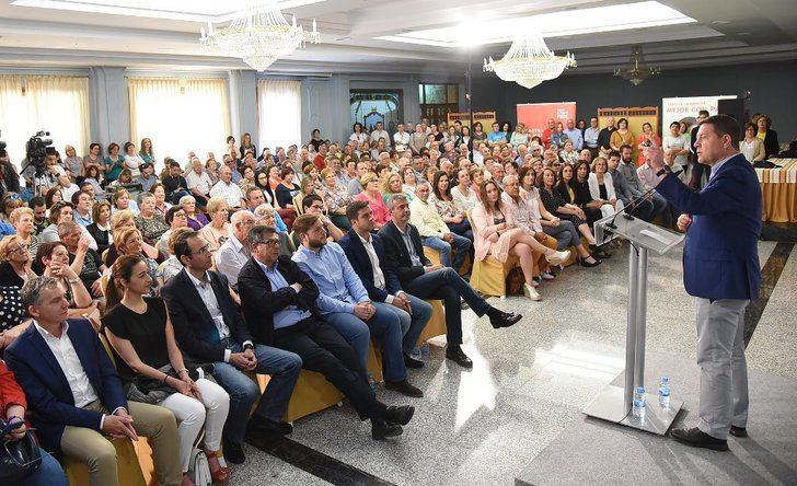"""Page (PSOE) tiene claro el problema del agua y repite que """"el trasvase no es la solución para el Levante"""""""