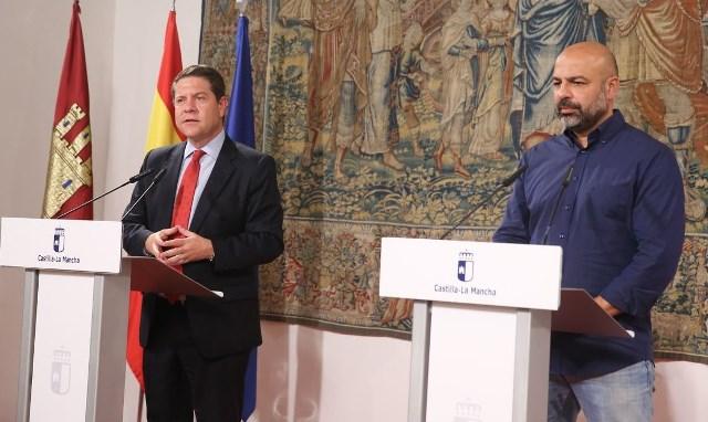 Page y Molina, socios de gobierno varios años y ahora enfrentados.