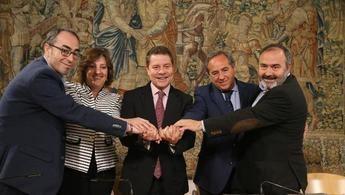El Plan de Empleo 2018-2020 en Castilla-La Mancha contempla 335 millones de inversión y 60.000 empleos
