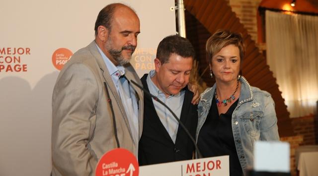 Page lamenta muerte Rubalcaba y suspende la campaña viernes y sábado