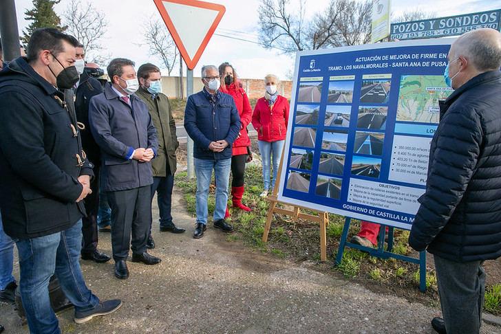 Castilla-La Mancha seguirá apoyando medidas que ayuden a la no despoblación de pequeños pueblos de la región