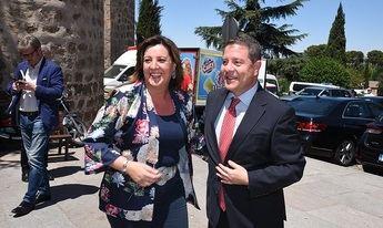 Page se compromete a sentar las bases de II Plan Internacionalización de Castilla-La Mancha