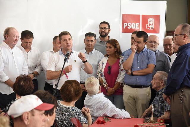 Page entregó los premios 'Pablo Iglesias' del PSOE de Albacete