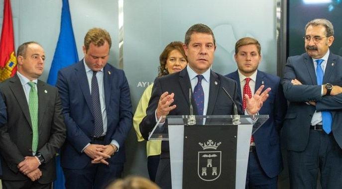 Junta y Ayuntamiento de Albacete se reúnen para seguir de cerca las obras del Hospital
