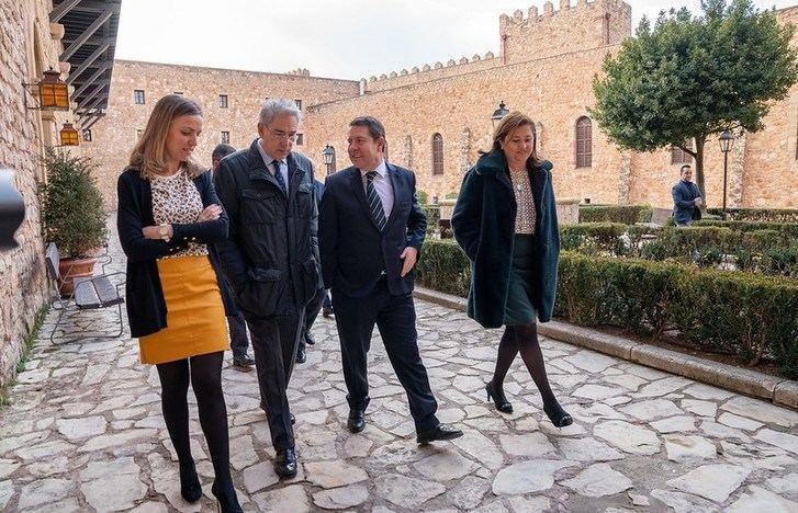 Page anuncia que Guadalajara acogerá el 31 de mayo los actos institucionales del Día de Castilla-La Mancha