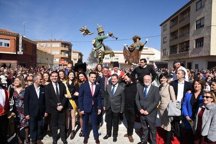 Junta y Diputación de Albacete apoyan la declaración de interés turístico nacional del carnaval de Tarazona