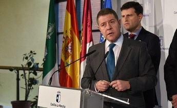 Page anuncia la implantación de una factoría de reciclaje de plástico en Albacete