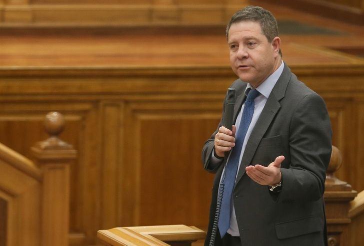 """Page destaca en el último pleno de la legislatura la """"consolidación de la autonomía de Castilla-La Mancha"""" como hecho destacado"""