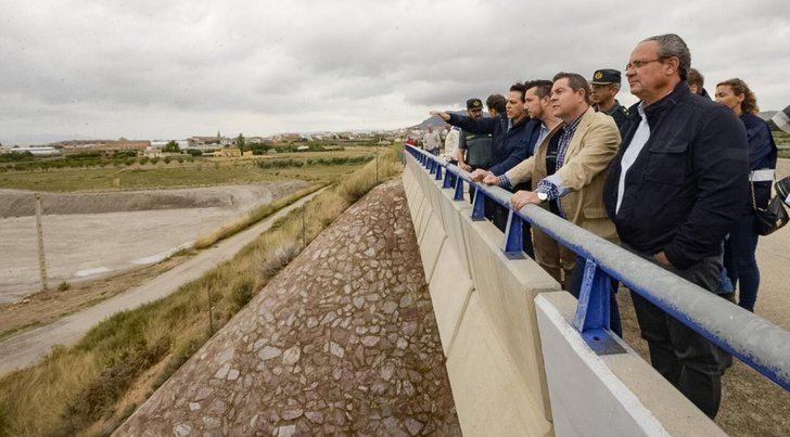 García-Page informa al Rey sobre la situación y evolución de la DANA en Castilla-La Mancha
