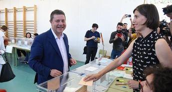 Page anima a votar para que no sean 'otros los que decidan' futuro Castilla-La Mancha
