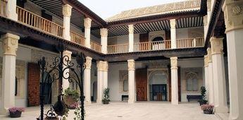 El Palacio de Fuensalida ha recibido más de 53.000 visitas durante la actual legislatura