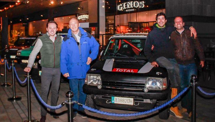 Un equipo de pilotos de Albacete, con el apoyo de Imaginalia, participará en el rally Panda Raid