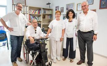 La unidad de sexualidad y reproducción del Hospital de Parapléjicos de Toledo, protagonista de la revista Infomédula