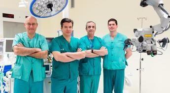 Primer curso de microcirugía en Castilla-La Mancha, en los hospitales de Toledo