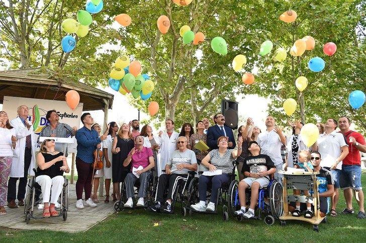 La psicóloga del hospital de parapléjicos de Toledo ofrece en Internet consejos frente a la adversidad