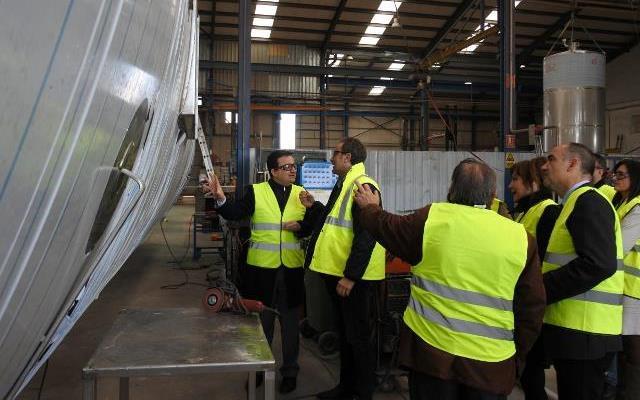Parcitank, en Villarrobledo, ejemplo de una empresa de vanguardia e innovación