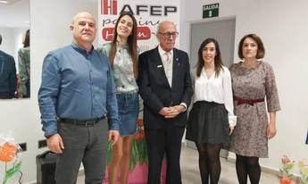 Justo Sánchez, fundador de la Asociación de Parkinson en Hellín deja su cargo