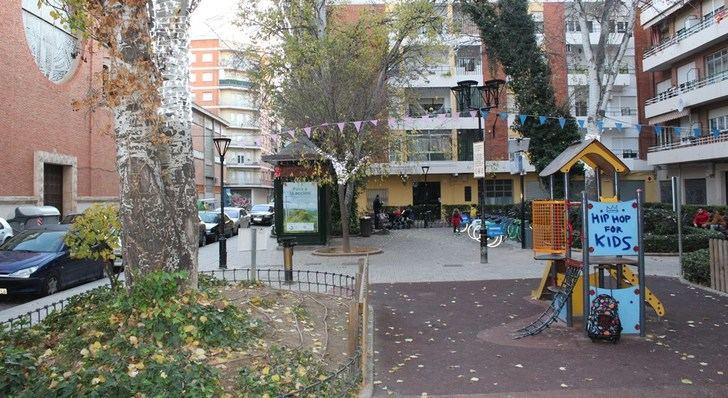 El Ayuntamiento de Albacete mejorará el parque de la plaza de Jesús de Medinacelli, en el barrio de Franciscanos