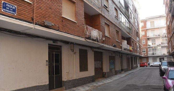 En unos días comenzarán las obras en varias calles del barrio de Franciscanos, en Albacete