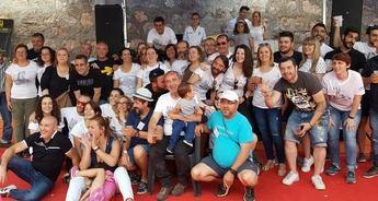 Éxito de la muestra gastronómica I Junifest, en Paterna de Madera