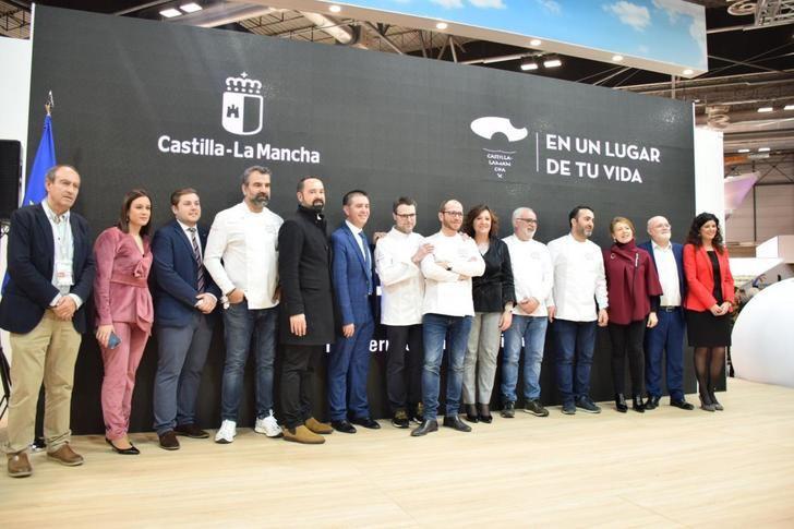 Más de 40.000 visitantes se han interesado ya por Castilla-La Mancha en Fitur