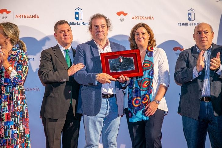 Castilla-La Mancha alcanza los 134 maestras y maestros artesanas con la entrega de 12 títulos en la 39 edición de Farcama