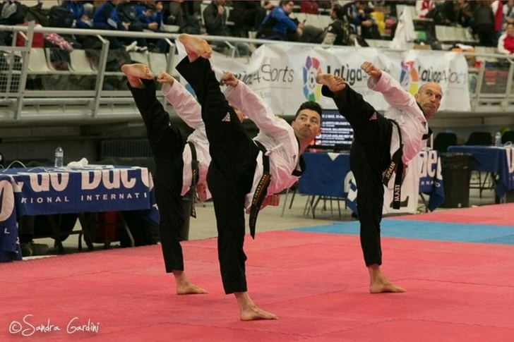 Patricio Martínez Cano, de Villarrobledo clasificado para el Campeonato de Europa de Taekwondo