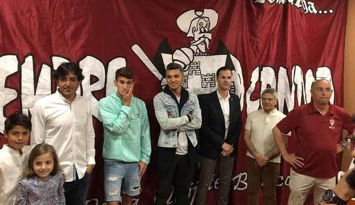 La Peña 'Quijote Blanco' del Albacete Balompié celebró su décimo quinto aniversario