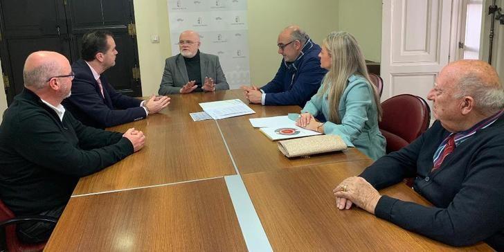 Junta y Academia de Gastronomía trabajarán en la promoción del patrimonio culinario de Castilla-La Mancha